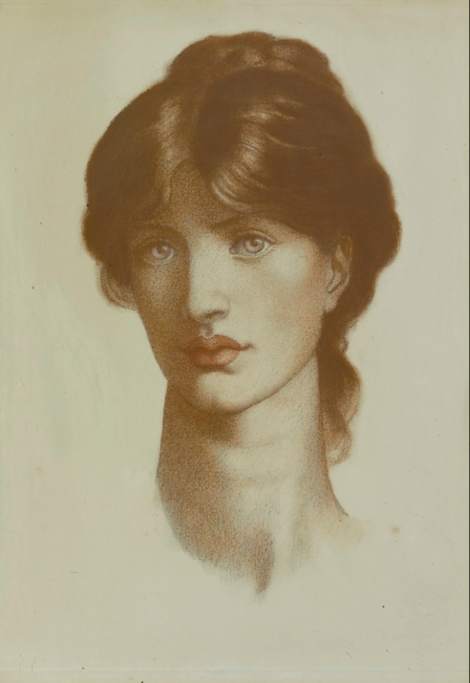 rosseti dante gabriel portret marii stillman 1878 2 1