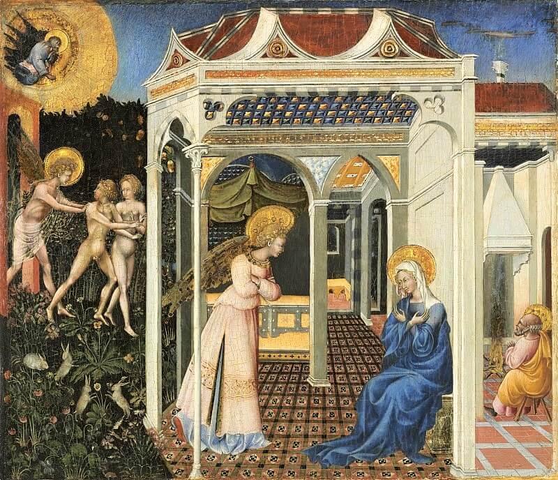 религиозные сюжеты в живописи