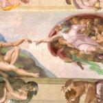 роспись потолка сикстинской капеллы