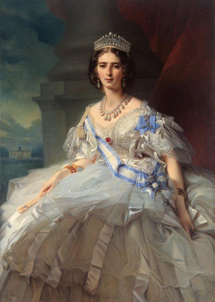 princess tatiana alexandrovna yusupova 1858 4
