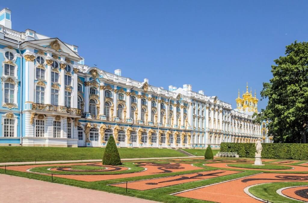 catherine palace in tsarskoe selo 18