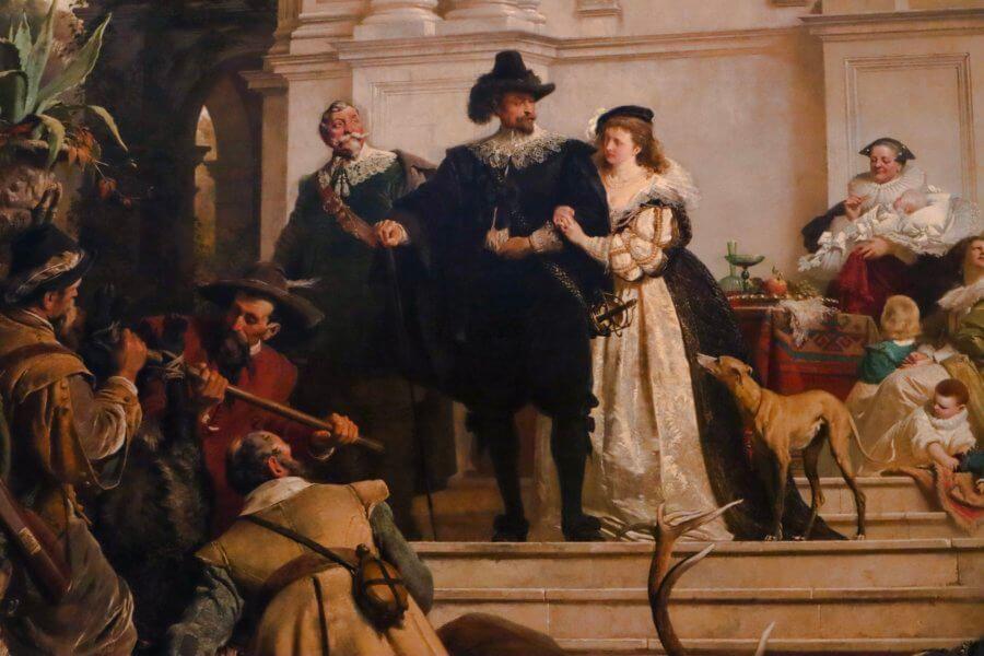 немецкая и австрийская живопись